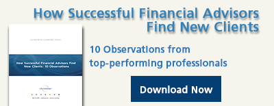 How Successful Financial Advisors Find New Clients