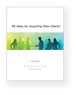 99 Ways For Financial Advisors to Find New Clients