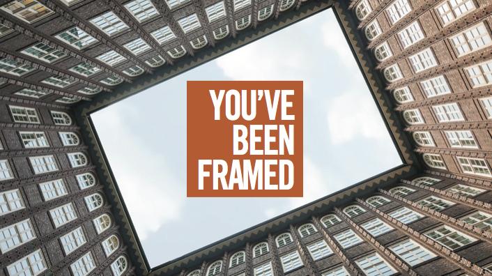 Barron\'s   You\'ve Been Framed Presentation