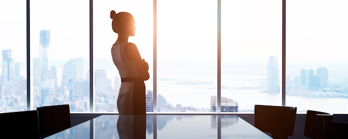 developing values for company female financial advisors