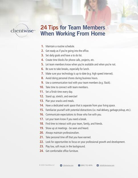 cw_24 Tips for Working at Home