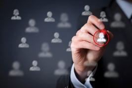 how financial advisors segment their client base