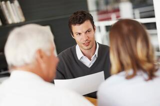 Financial advisor conversations