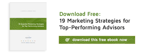 19 marketing strategies for top performing advisors