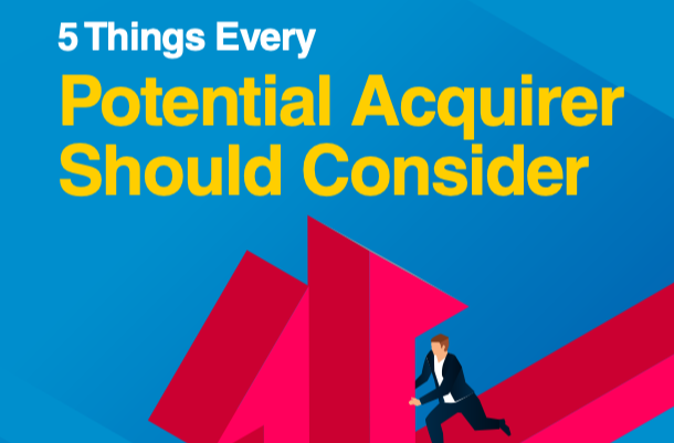 5 Things Every Potential Acquirer Should Consider_cover 2-1