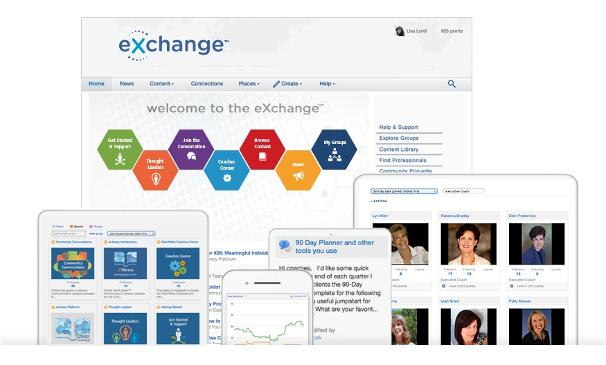 the eXchange™ by ClientWise sample photo