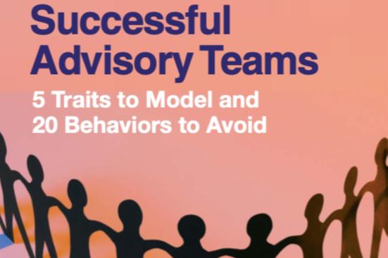 Successful Advisory Teams Cover 2-1