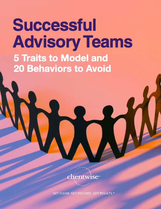 Successful Advisory Teams Cover