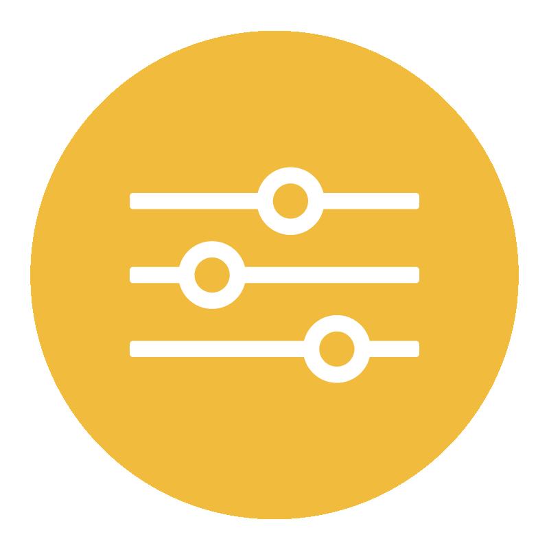 control capacity icon