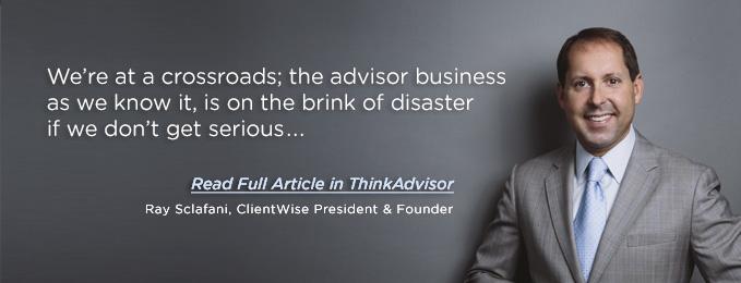 Ray Sclafani Think Advisor