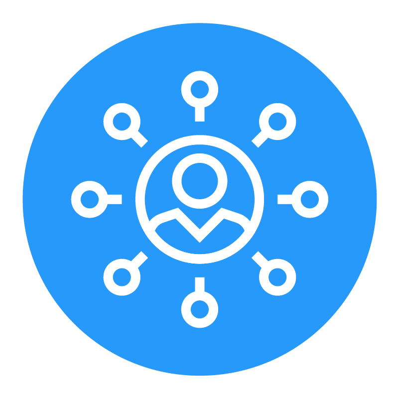 expand team development icon