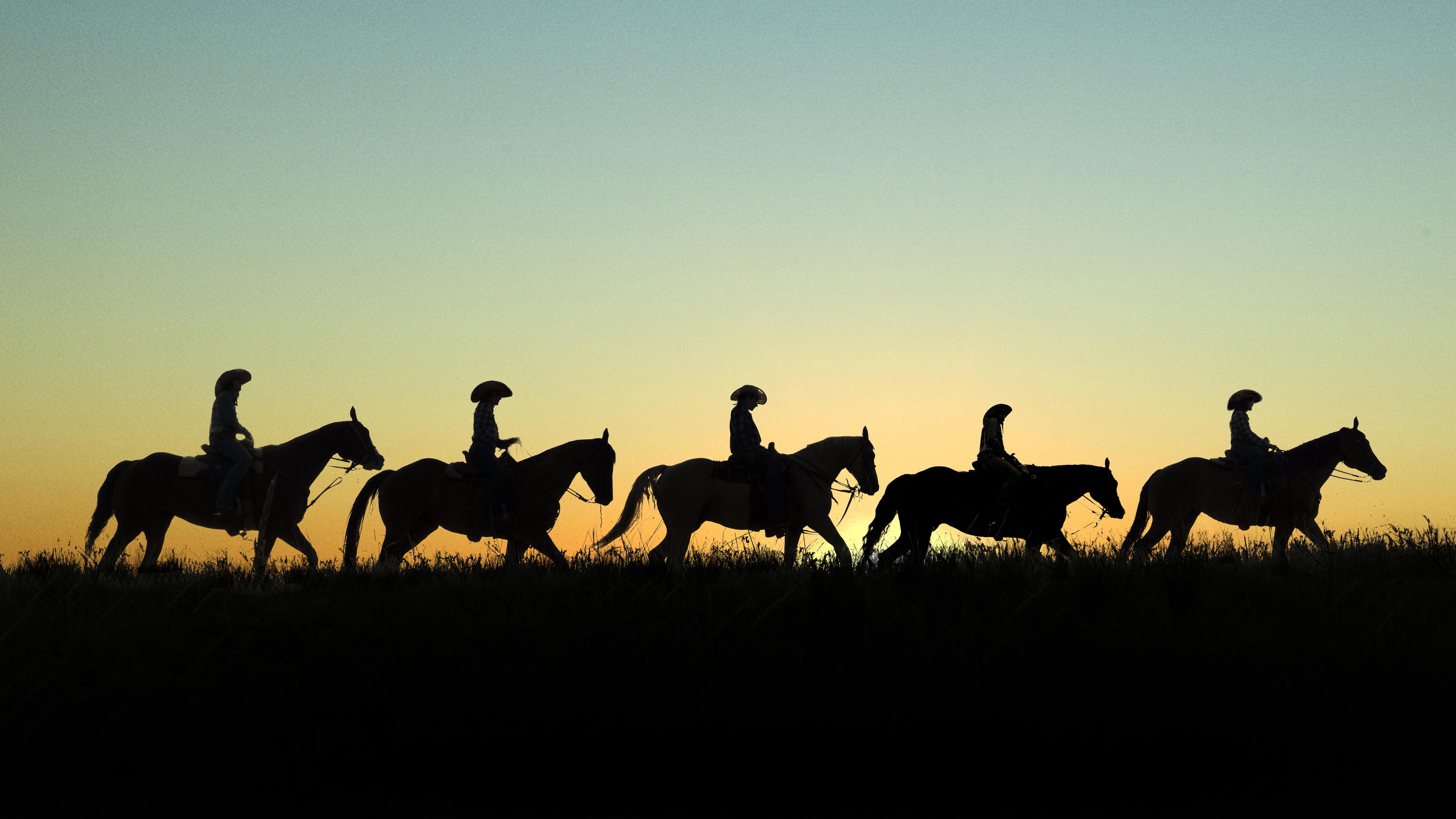 Cowboy team