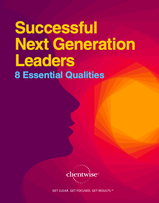 successful next generation leaders cover
